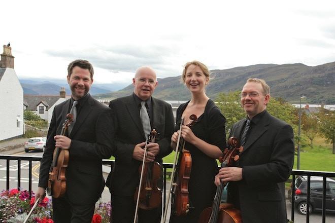 The Edinburgh Quartet