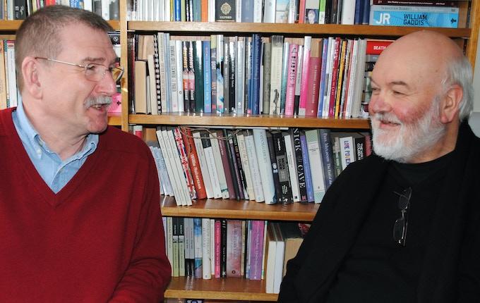 Graham Robb - composer & Jim Stewart - librettist