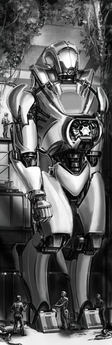 Armored Oya