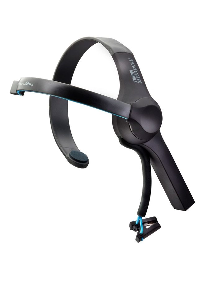 Neurosky MindWave Mobile EEG headset
