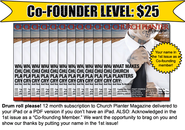 Church Planter Magazine For The Ipad Newsstand By Peyton