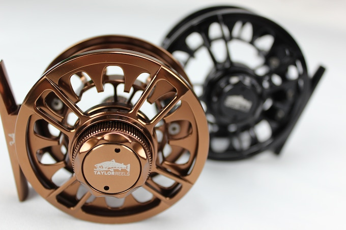 Taylor Reels: Quality Affordable Fly Fishing Reels by