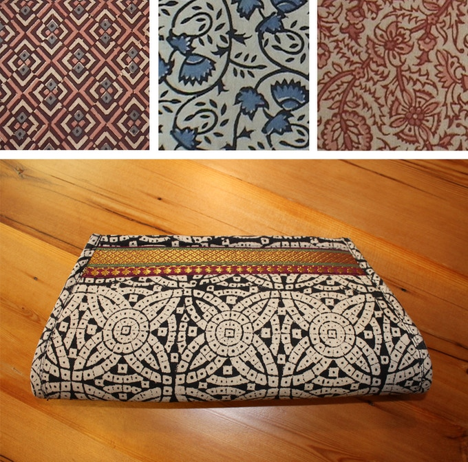The Clutch and Fabric Options