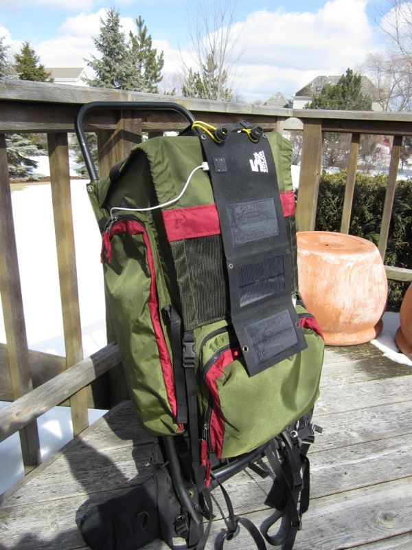 Easy to attach to any backpack you own