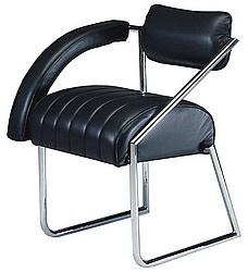Eileen Gray's revolutionary Non-Conformist chair, originally designer for the Villa E1027, is still produced today.