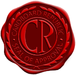 High Heavens received Cardboard Republic's Seal of Approval!