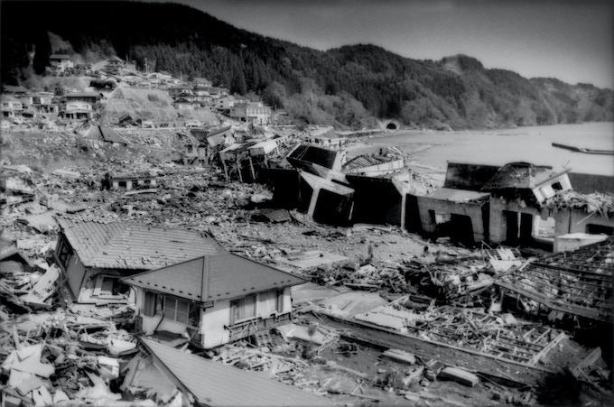 Black Tsunami: Japan 2011 by FotoEvidence —Kickstarter