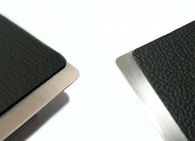 Titanium v Stainless Steel