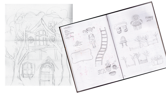 The Storytime Toys Fairytale House Collection by Kara Dyer