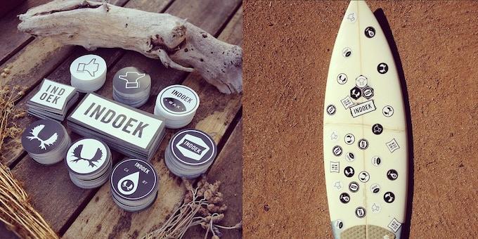 Indoek Stickers!!!