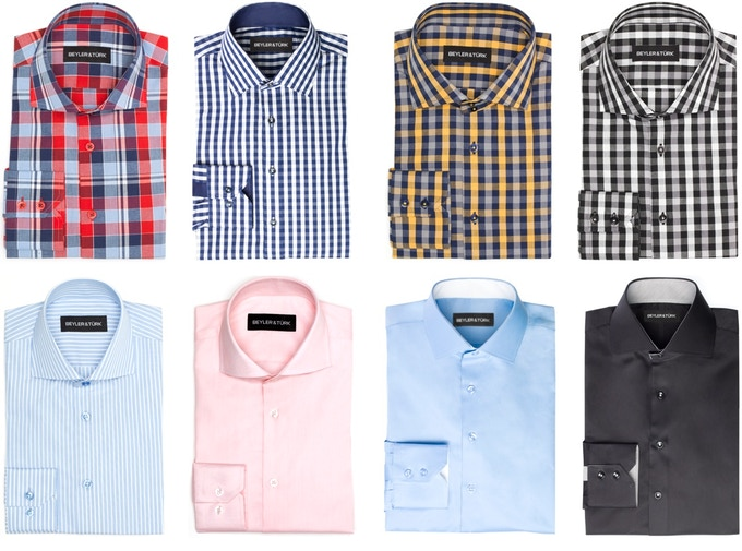 BEYLER & TÜRK has shirts for every occasion.