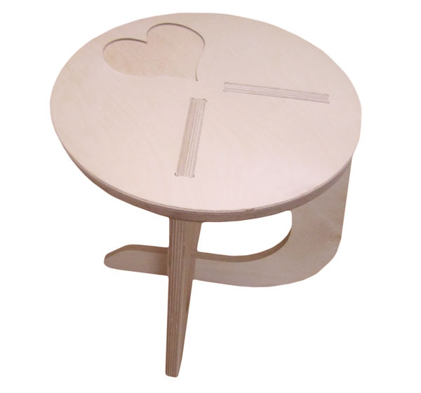 how to break up a stuck stool