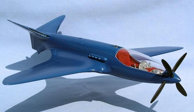 Prototype 1/32 Scale Model