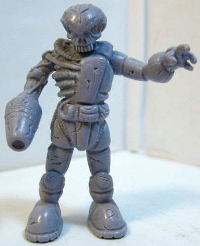 Z.O.M.B.I.E. Pheyden Mini Figure by October Toys x Onell Design x L'amour Supreme