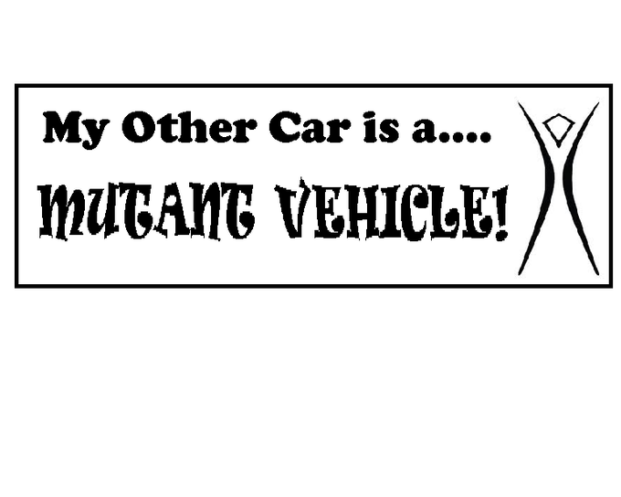 Bumper Stickers Gift!
