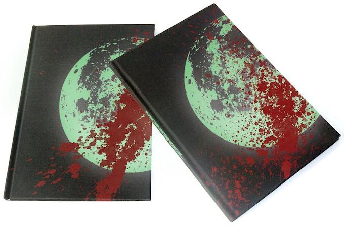 Mongrel Glow-in-the-Dark Deluxe Hardcover Edition