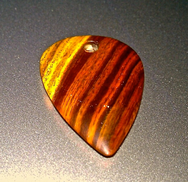 A custom Epicks design that we hope to offer in our line up of guitar picks.