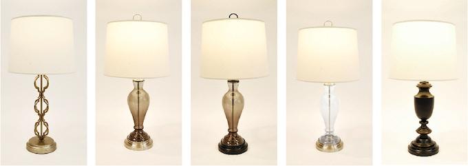 Modern Lantern Cordless Table Lamps