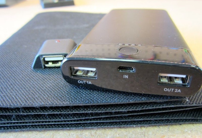 10W with 10,000mAh Power Bank