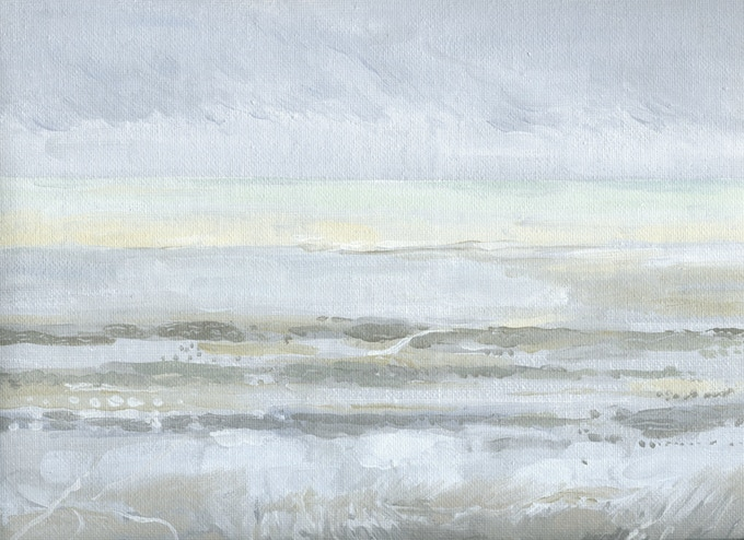 A 2 Month Painting Residency In Iceland By Andrea Krupp