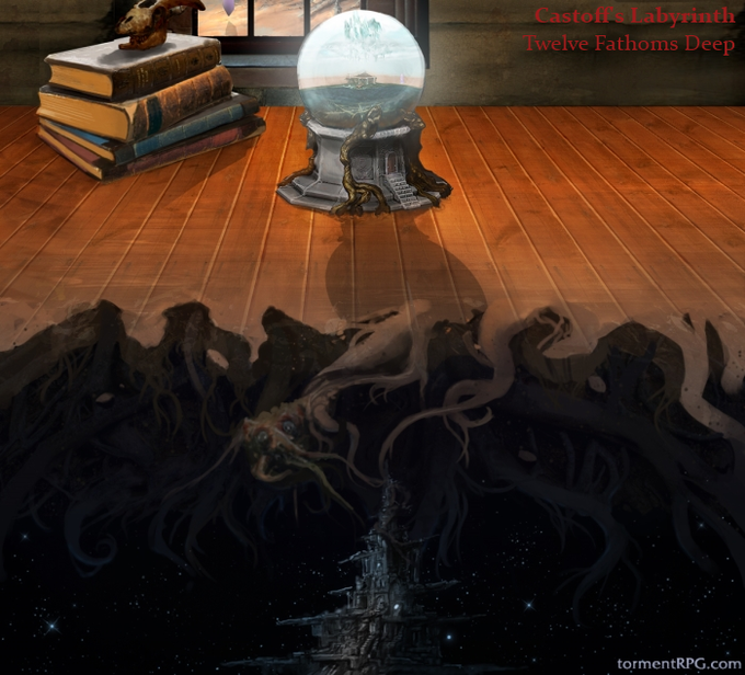 Castoff's Labyrinth (by Dana Knutson, Phil Dickenson and Gavin Glen-McDowell)