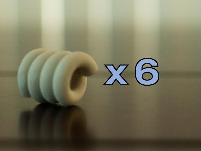 "Springs - 1 1/16"" diameter x 1.5"" height"