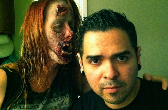 Special FX Makeup Artist Adrian Marcato
