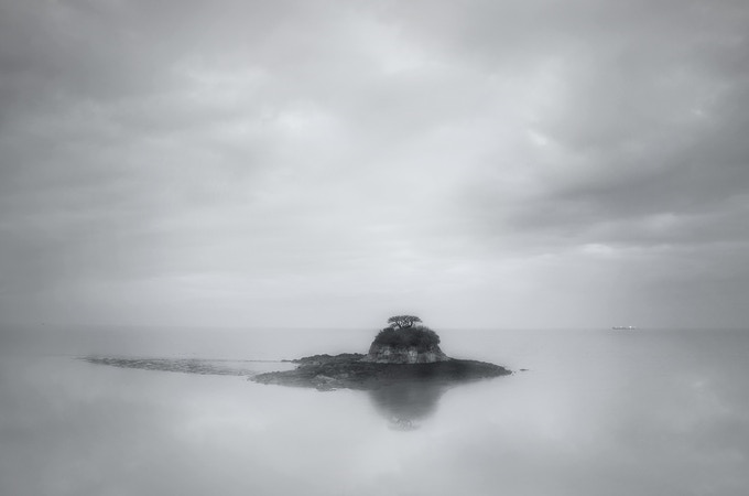 Lonely Islet © Harold Davis