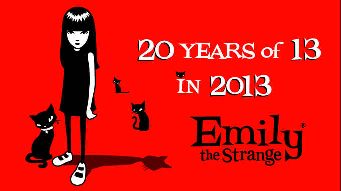 20 Years of Emily and her cats!