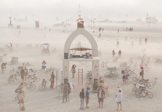 The Playa by Peter Gordon