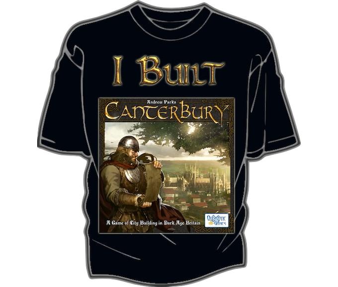 Canterbury T-Shirt (Not Final Design)
