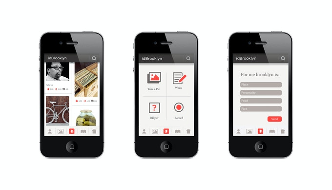 idBrooklyn Mobile App
