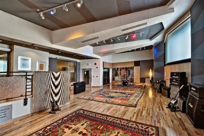 Studio A at Blade Studios
