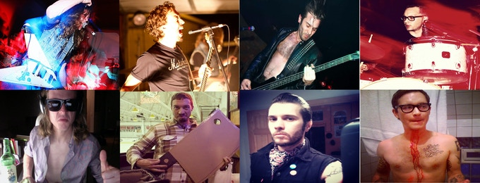 White Wizard Band Chicago's W...
