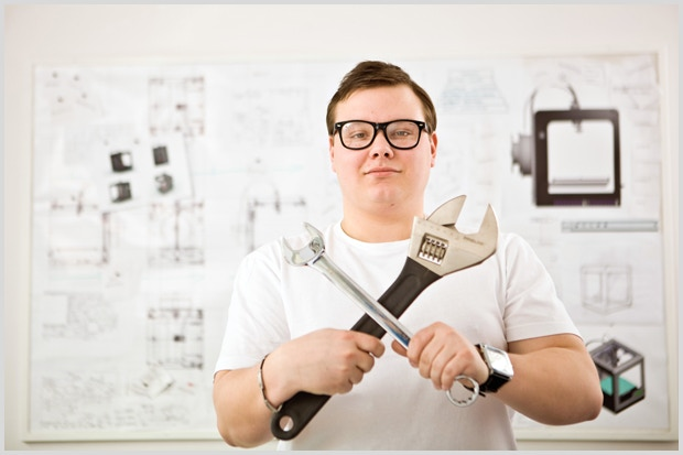 Proper tools guarantee success