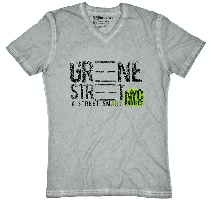 LImited Edition project t-shirt by SPƎNGLISH (ñ)