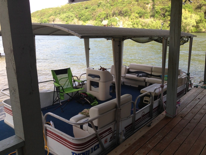 Sno Boat Mobile Marine Snow Cone Stand by Christopher Bybee