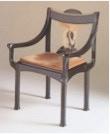 Eileen Gray's Mermaid Chair - Replica Reward for $7500 plege