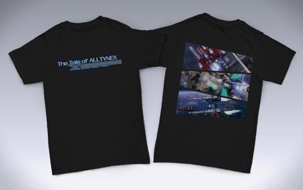 Kickstarter Exclusive The Tale of ALLTYNEX T-shirt