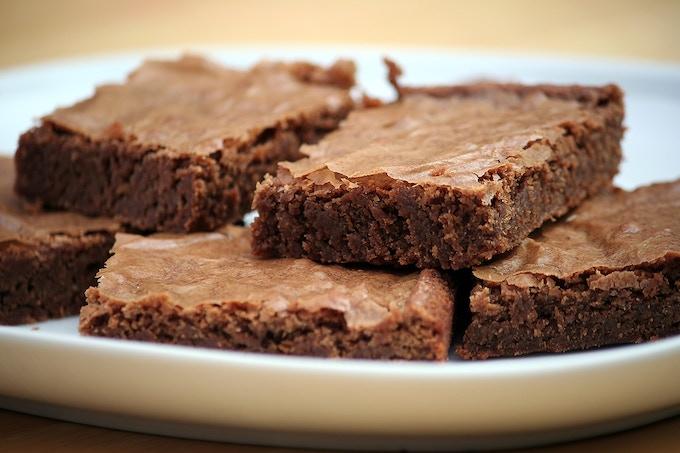 Timeless Flavor: The Original Milk Chocolaty Brownies