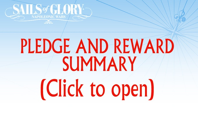 Click on the image above to compare the pledge levels and their rewards.