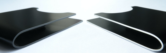 Black Oxide Bold & Black Oxide Silver Edge
