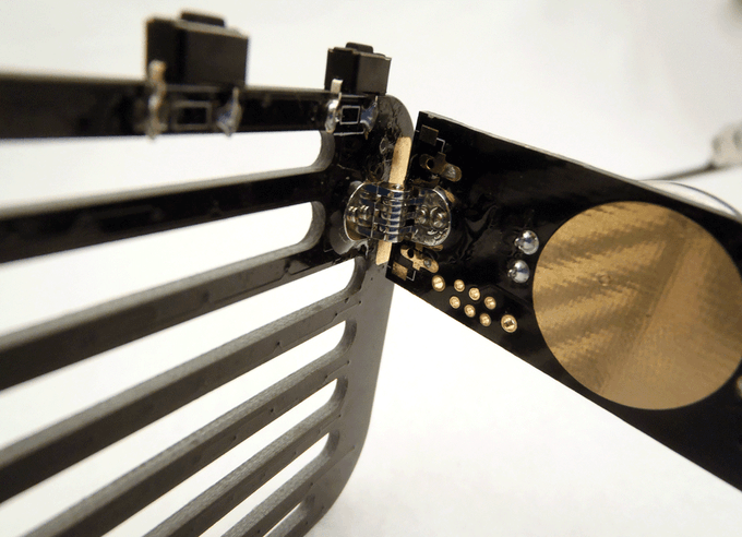 A Hinged Prototype Was Constructed, Giving the Final Touch to the Product