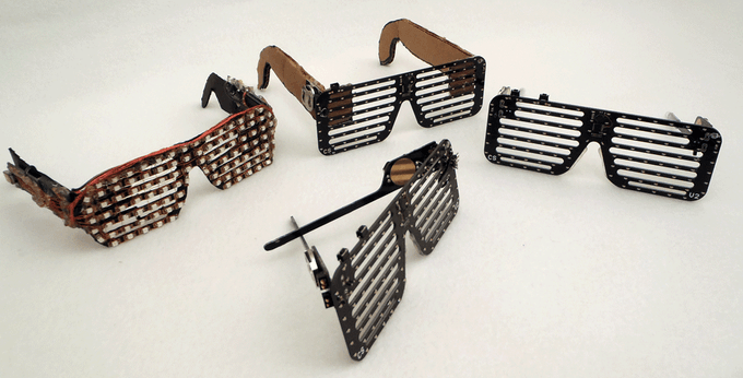 All Iterations of the PEGS are Displayed