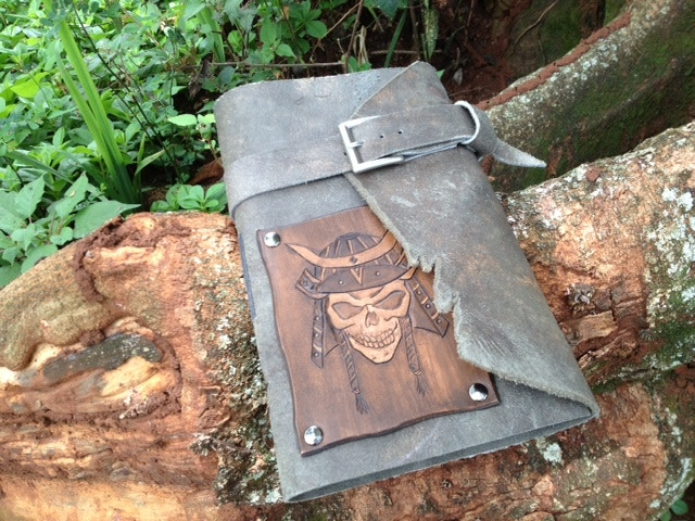 Rewards: Hackers For Charity Ugandan hand-made journals