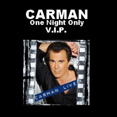 Carman Licciardello Tour Dates