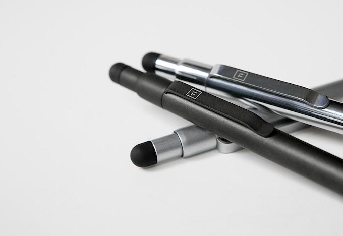 Sleek Titanium Pocket Clip Without Obtrusive Screws