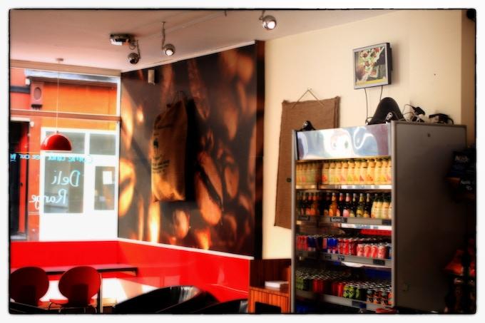 installation FREE @ hartleys coffeebar, hockley