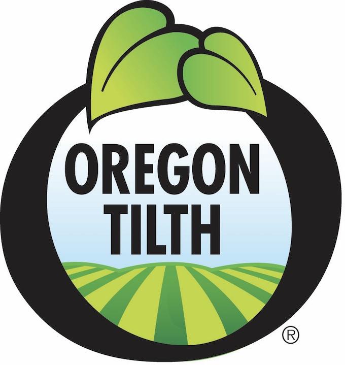Jem is Certified Organic By Oregon Tilth