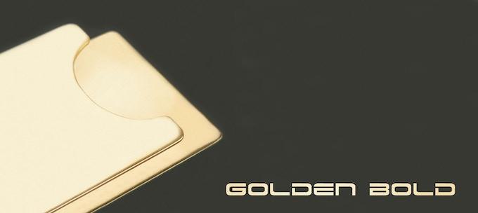 Golden Bold